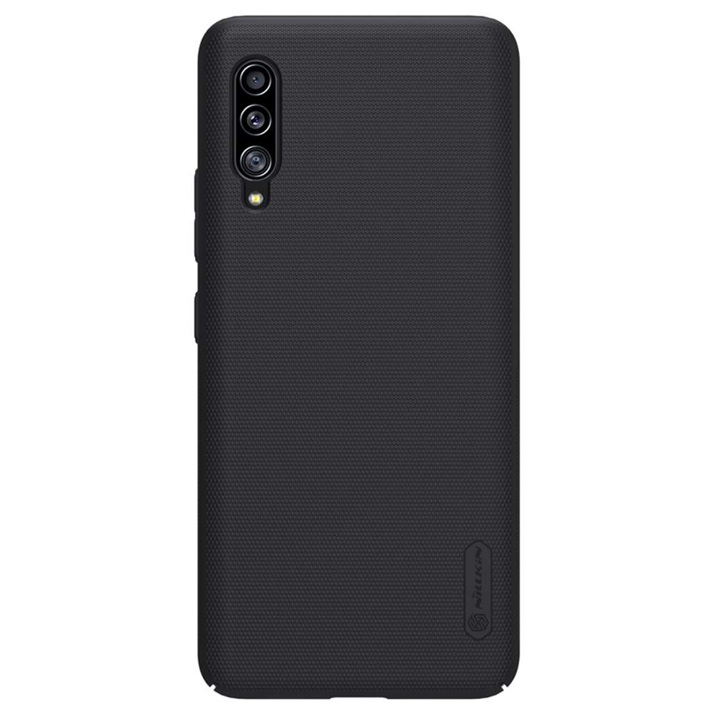 NILLKIN Protective Frosted PC Phone Case For Samsung Galaxy A90 5G Smartphone - Black