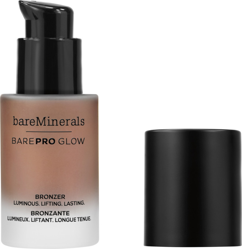 barePro Glow Bronzer - Warmth (terracotta bronze best for medium to deep skin tones)