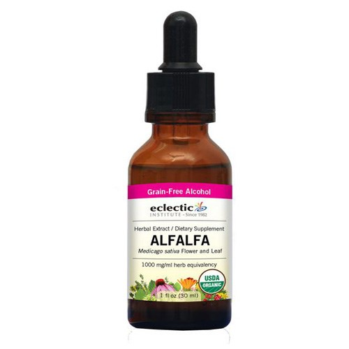 Alfalfa 1 Oz with Alcohol by Eclectic Institute Inc