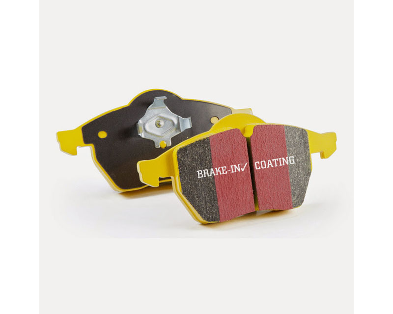 EBC Brakes DP41209R Yellowstuff Our Flagship range Front Disc Brake Pad Set FMSI D797 Front