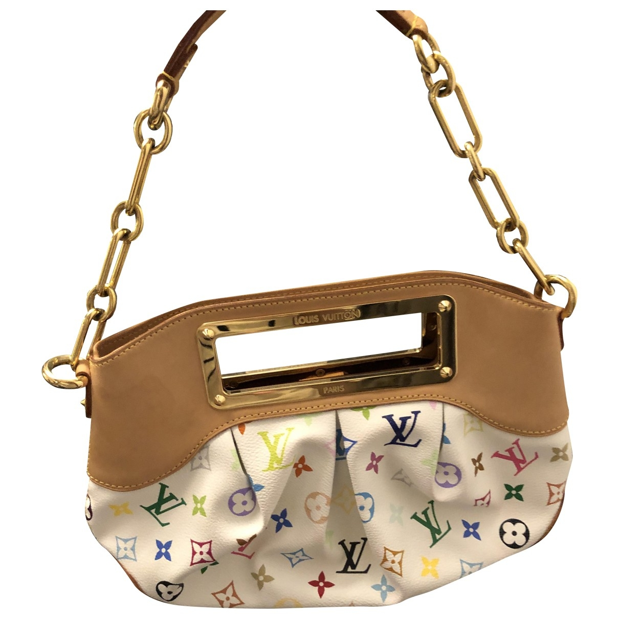 Louis Vuitton Judy Multicolour Cloth handbag for Women \N