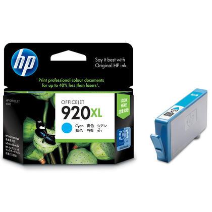 HP OfficeJet 6000 cartouche d'encre cyan originale à rendement élevé