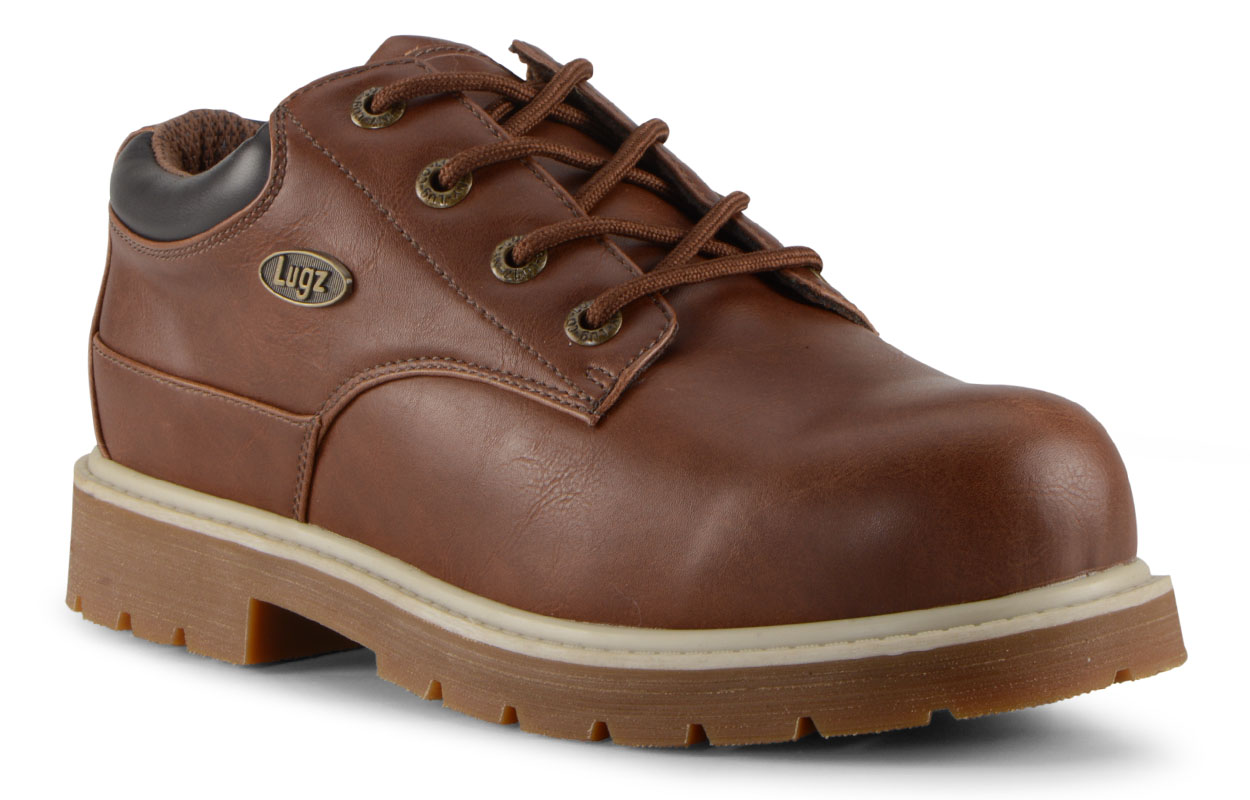 Men's Drifter Lo Lx Oxford Boot (Choose Your Color: DK TAN/BARK/ECRU, Choose Your Size: 8.5)