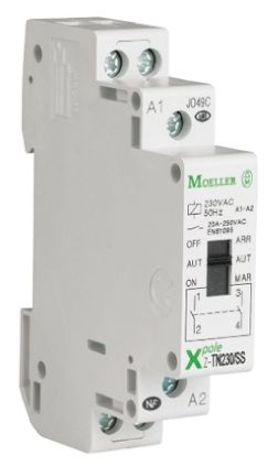Eaton Monitoring Relay With DPST Contacts, 230 V ac Supply Voltage