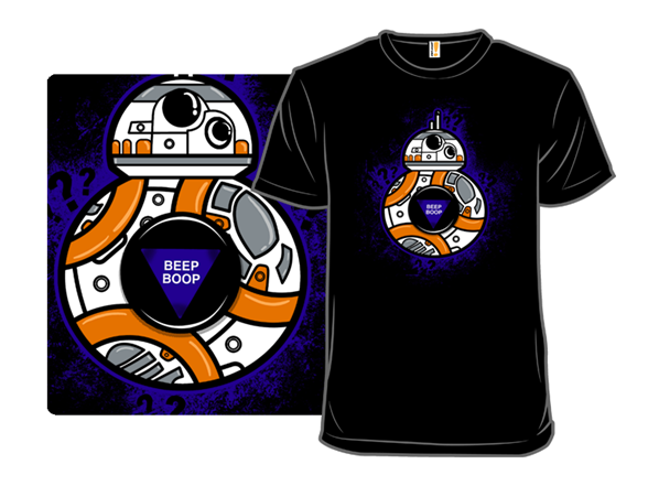 Bb Magic 8 T Shirt