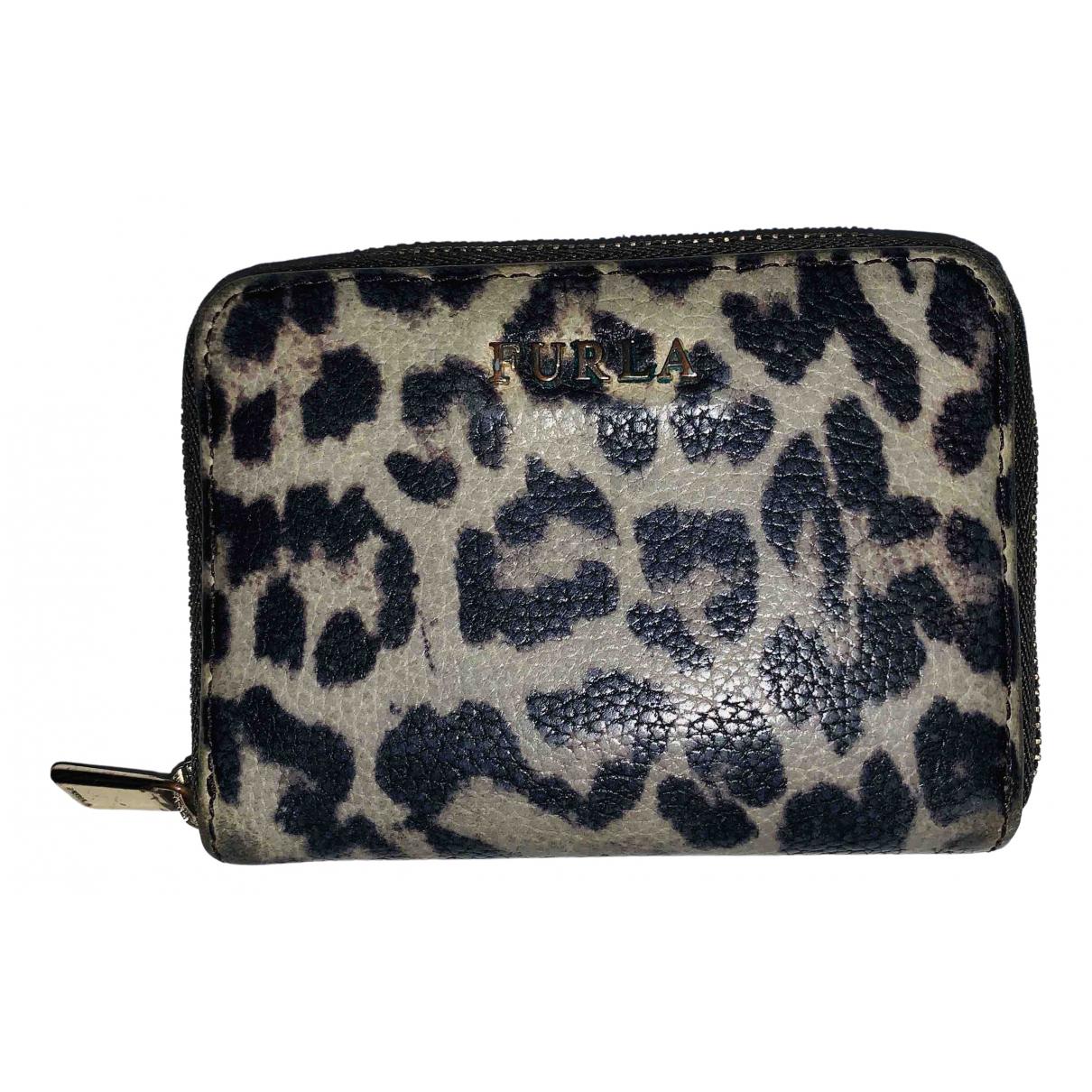 Furla \N Leather wallet for Women \N