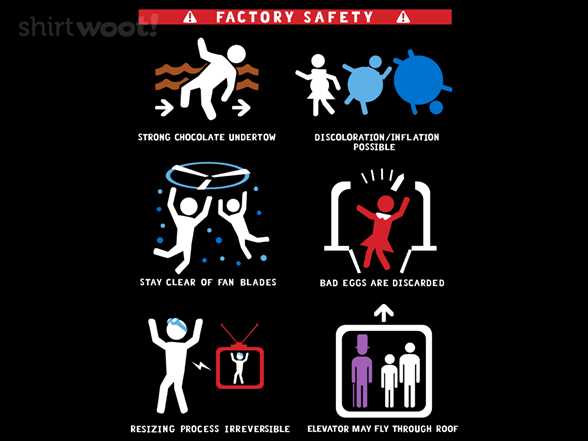 Factory Safety T Shirt