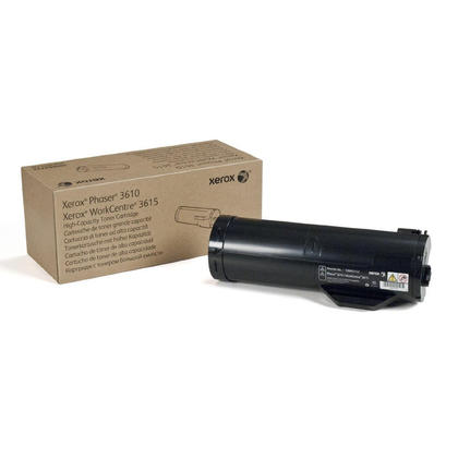 Xerox 106R02720 16R2720 cartouche de toner originale noire