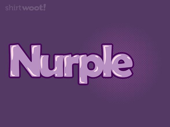 Nurple T Shirt