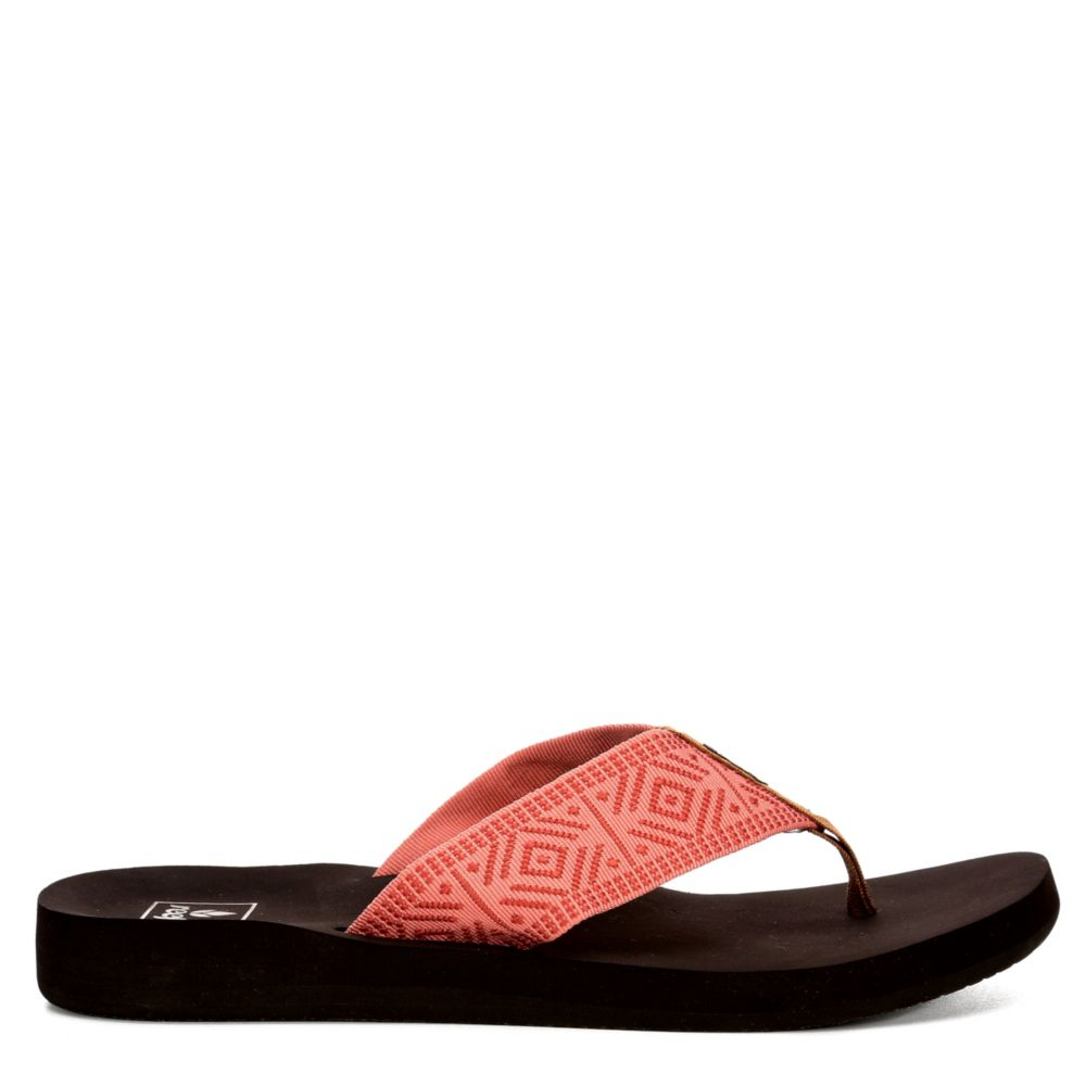 Reef Womens Spring Woven Flip Flop Sandal