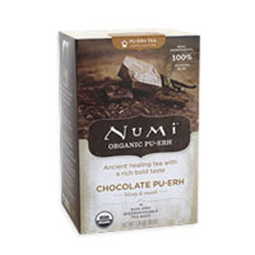 Puerh Chocolate 16 bags by Numi Tea