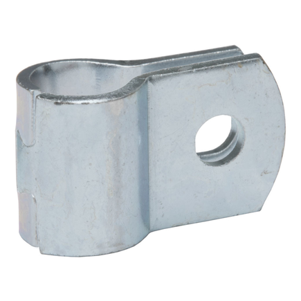 Retrac Mirror 607962 - 2 Piece Dovetail Clamp, 3/4 Od Tube, Zinc