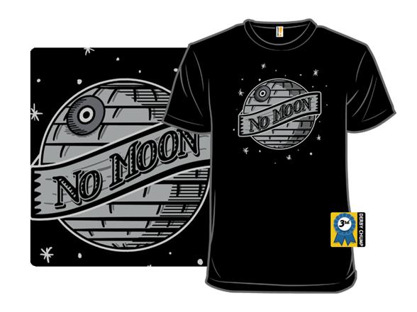 No Moon Ale T Shirt
