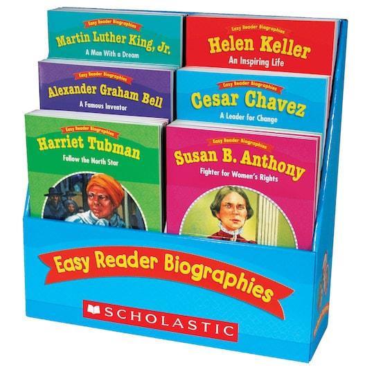 Scholastic® Easy Reader Biographies Set | Michaels®