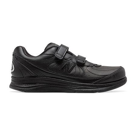 New Balance 577 Womens Walking Shoes, 9 Narrow (a), Black