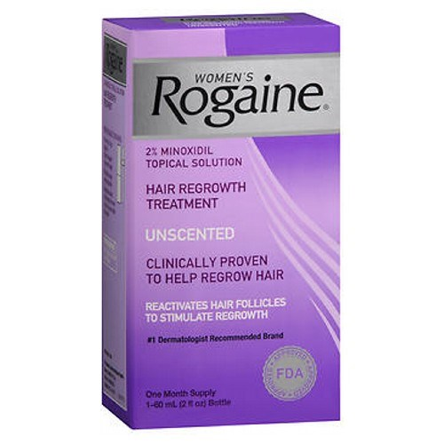 Women's Rogaine Topical Solution 2 fl oz by Rogaine