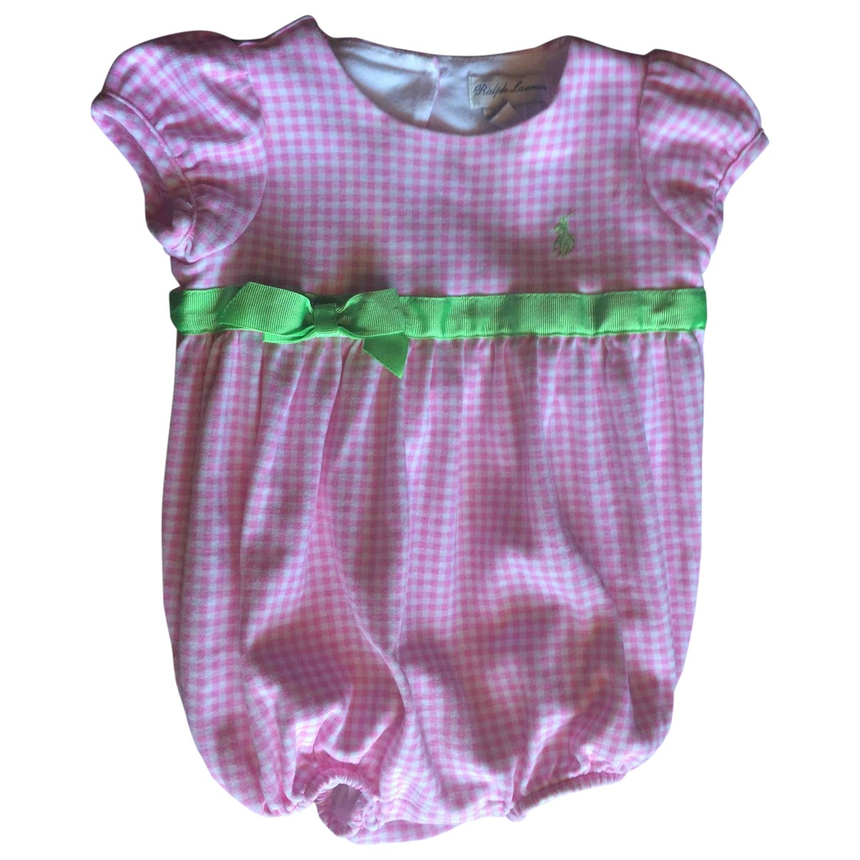 Ralph Lauren Collection \N Multicolour Cotton Outfits for Kids 6 months - up to 67cm FR
