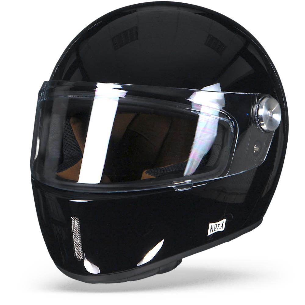Nexx X.G100R Purist Casco Integral Negro L