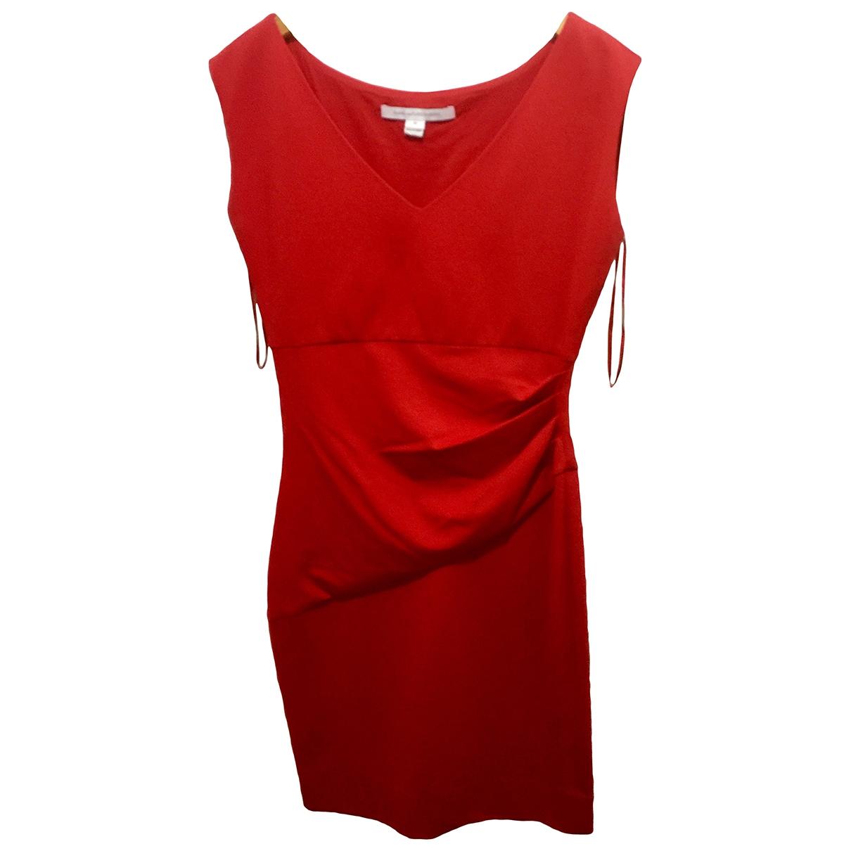 Diane Von Furstenberg \N Red dress for Women 10 US