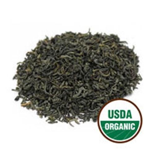 Tea Chunmee Green Organic 1 Lb by Starwest Botanicals