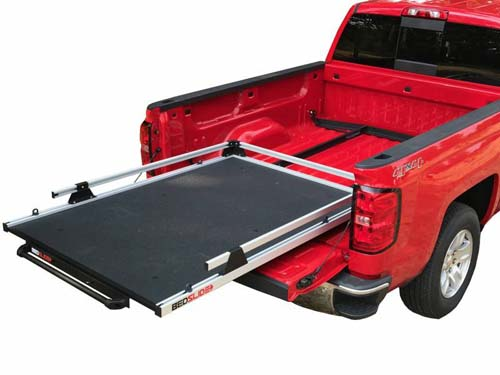 GM Colorado and Canyon No-Drill Factory Mount Install Kit Bedslide