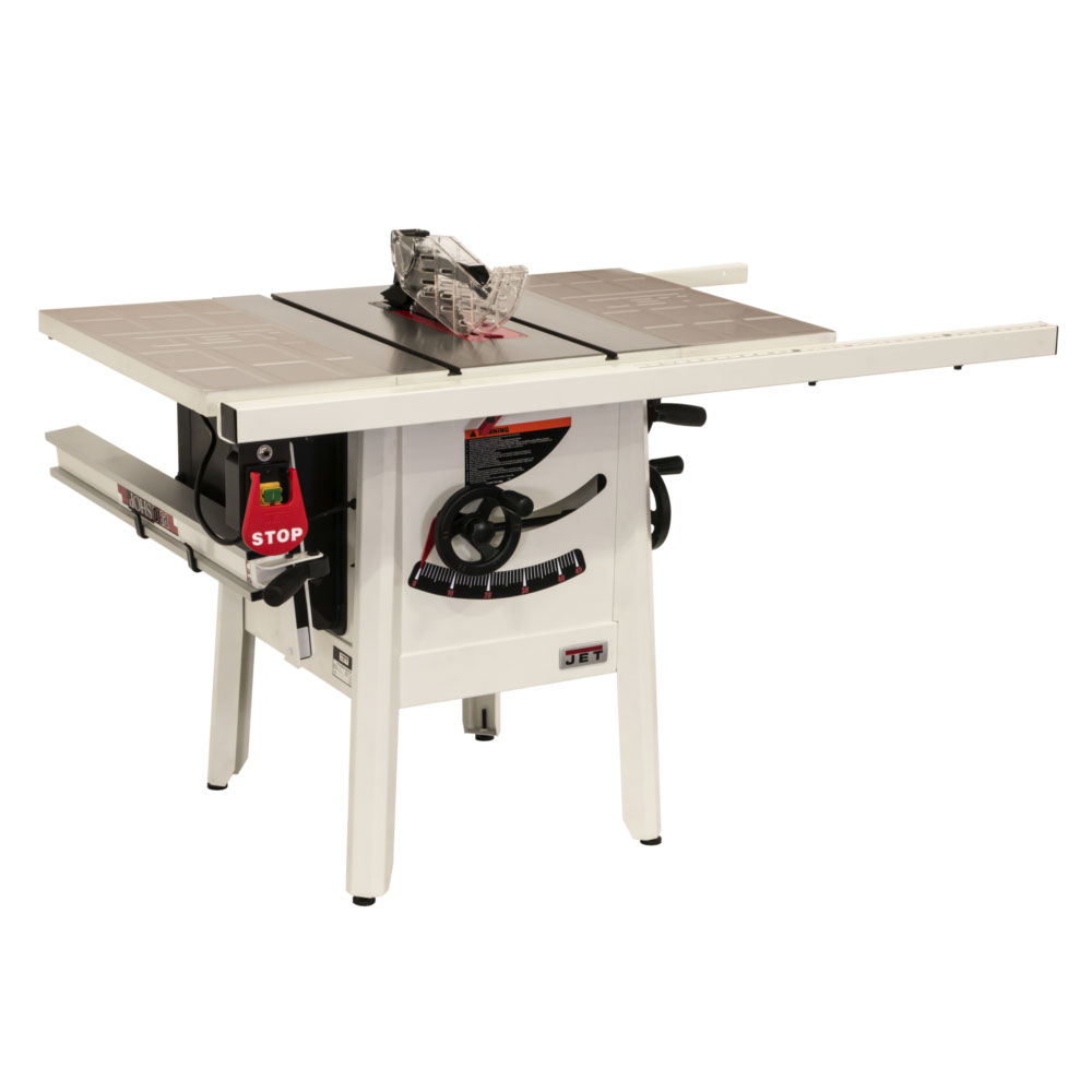 ProShop II Table Saw with Stamped Steel Wings, 230V, 30 Rip
