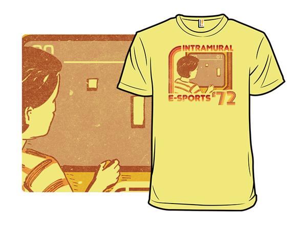 E-sports '72 T Shirt