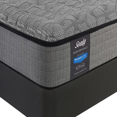 Sealy Posturepedic Humbolt Ltd Cushion Firm Tight Top - Mattress + Box Springs, One Size , White