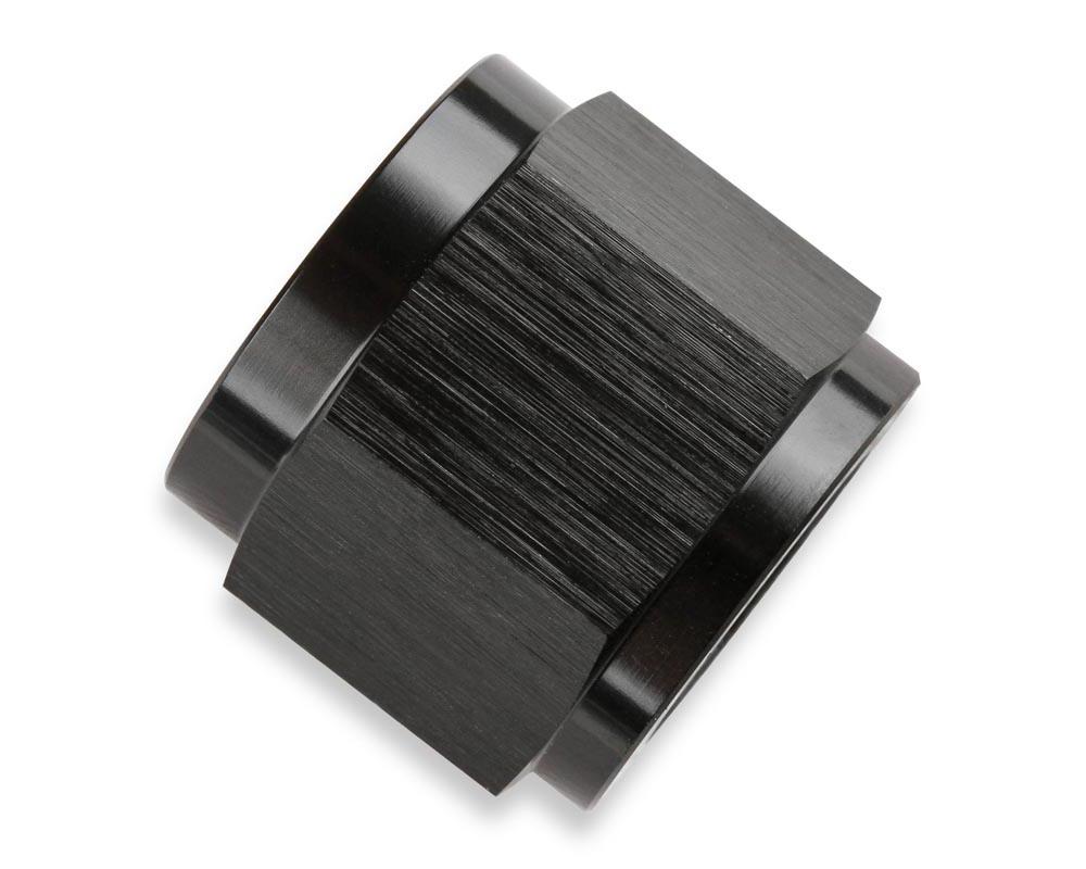 Mr. Gasket -10 AN Tube Nut (2) - Black