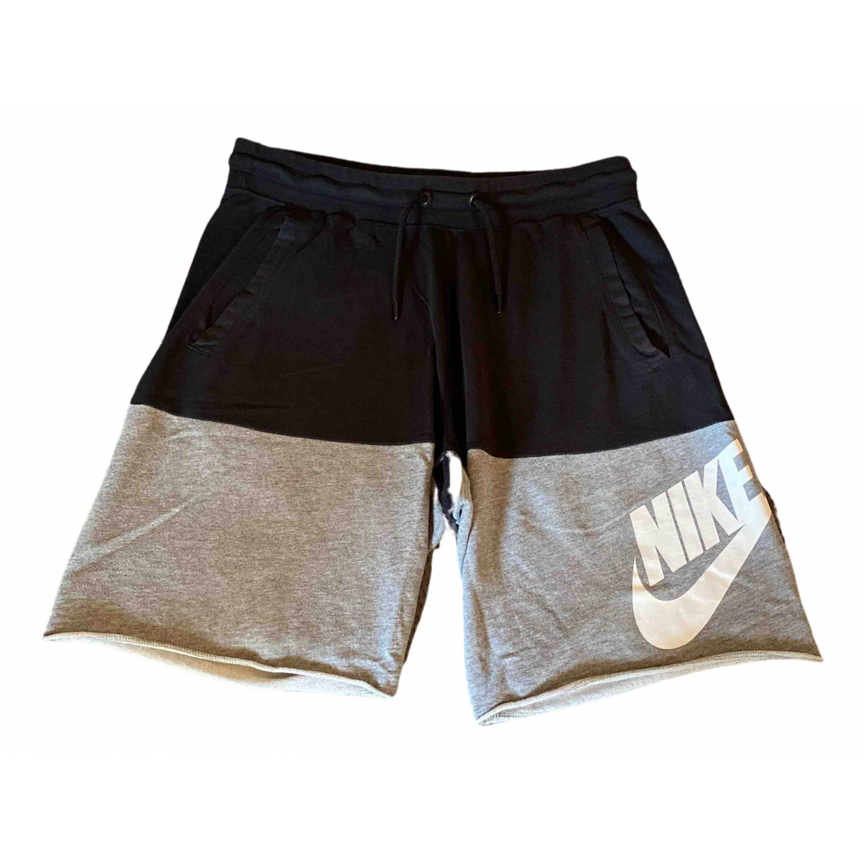 Nike \N Black Cotton Shorts for Men M International