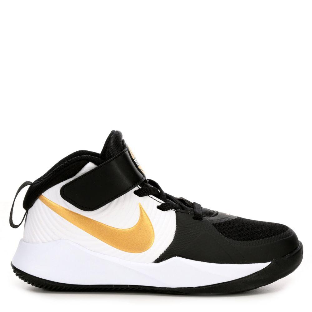 Nike Boys Hustle D9 Basketball Shoes