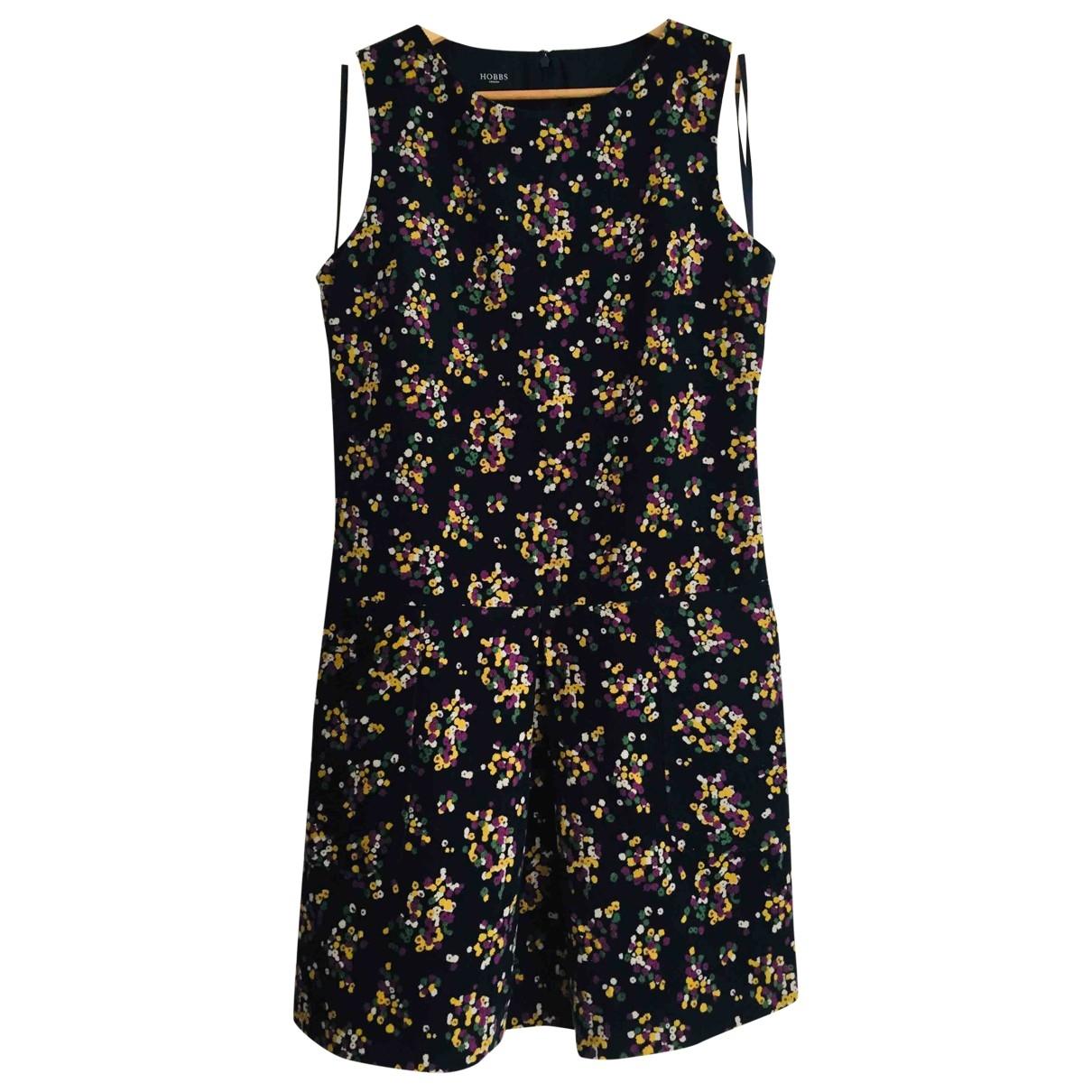 Hobbs \N Multicolour Cotton dress for Women 12 UK