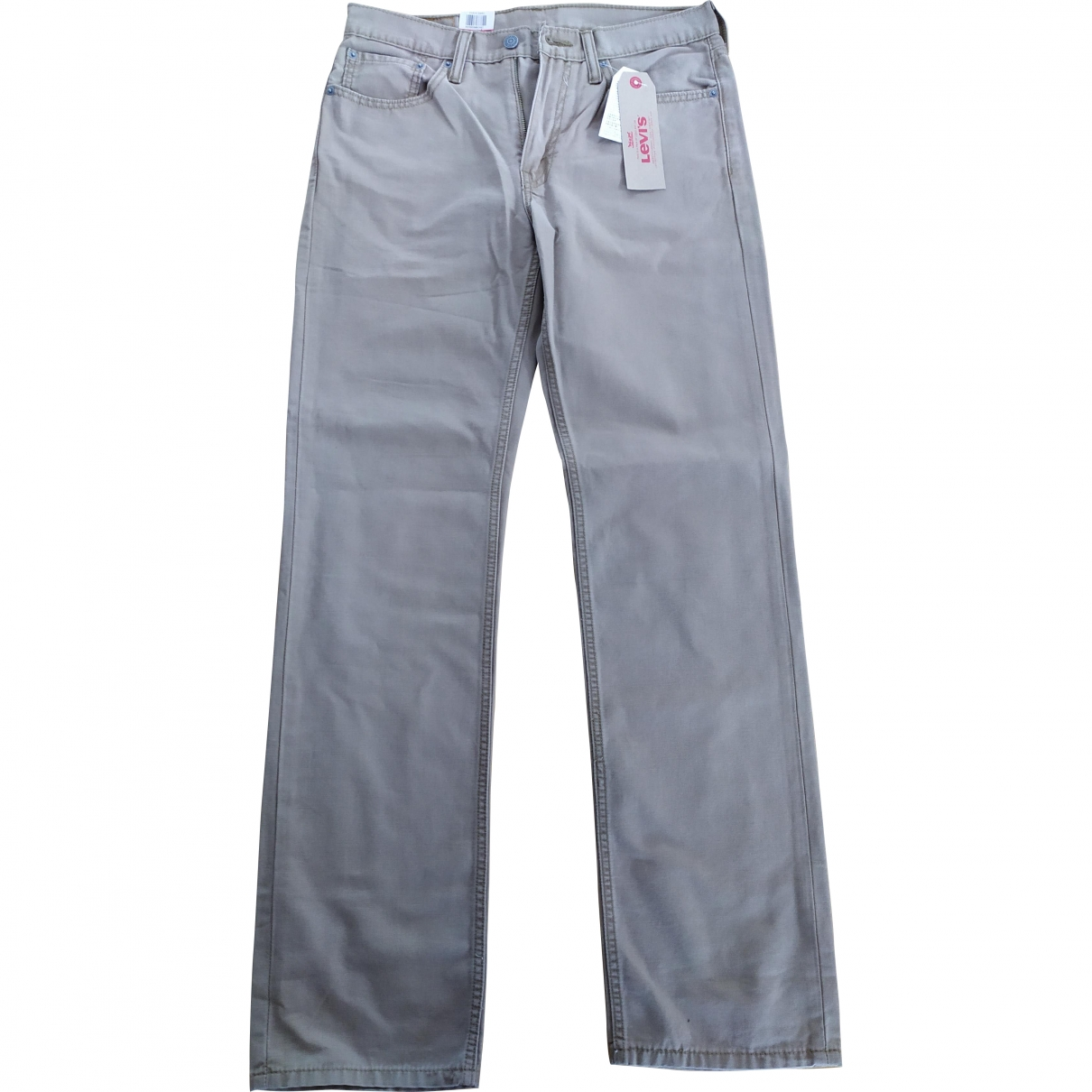 Levi's \N Blue Cotton Jeans for Men 32 US