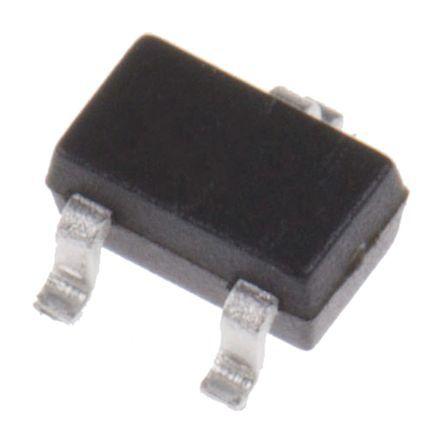 ON Semiconductor , MMBTA06WT1G NPN Transistor and Digital Transistor, 500 mA 80 V dc, Single, 3-Pin SC-70 (3000)