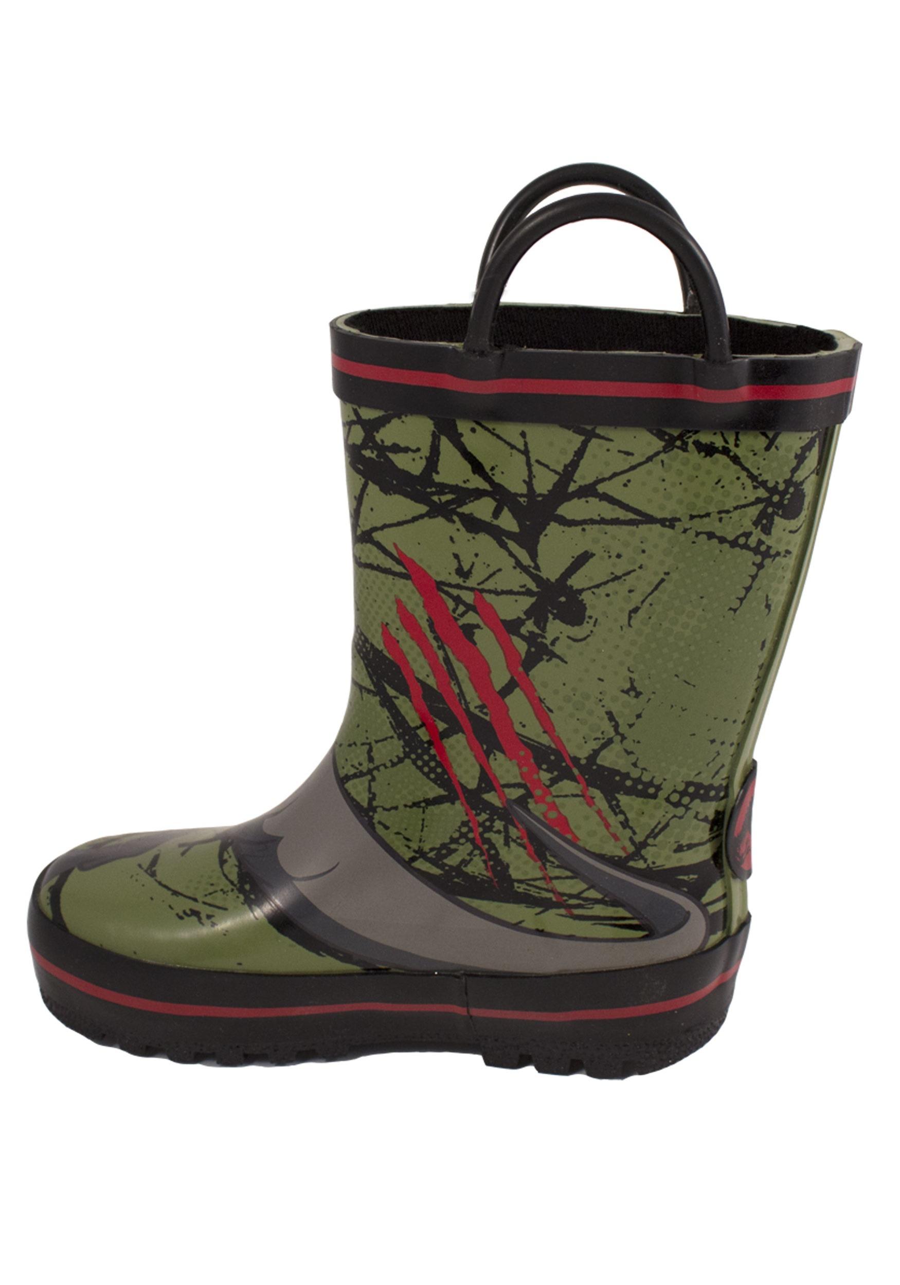Kids Jurassic World Rainboots