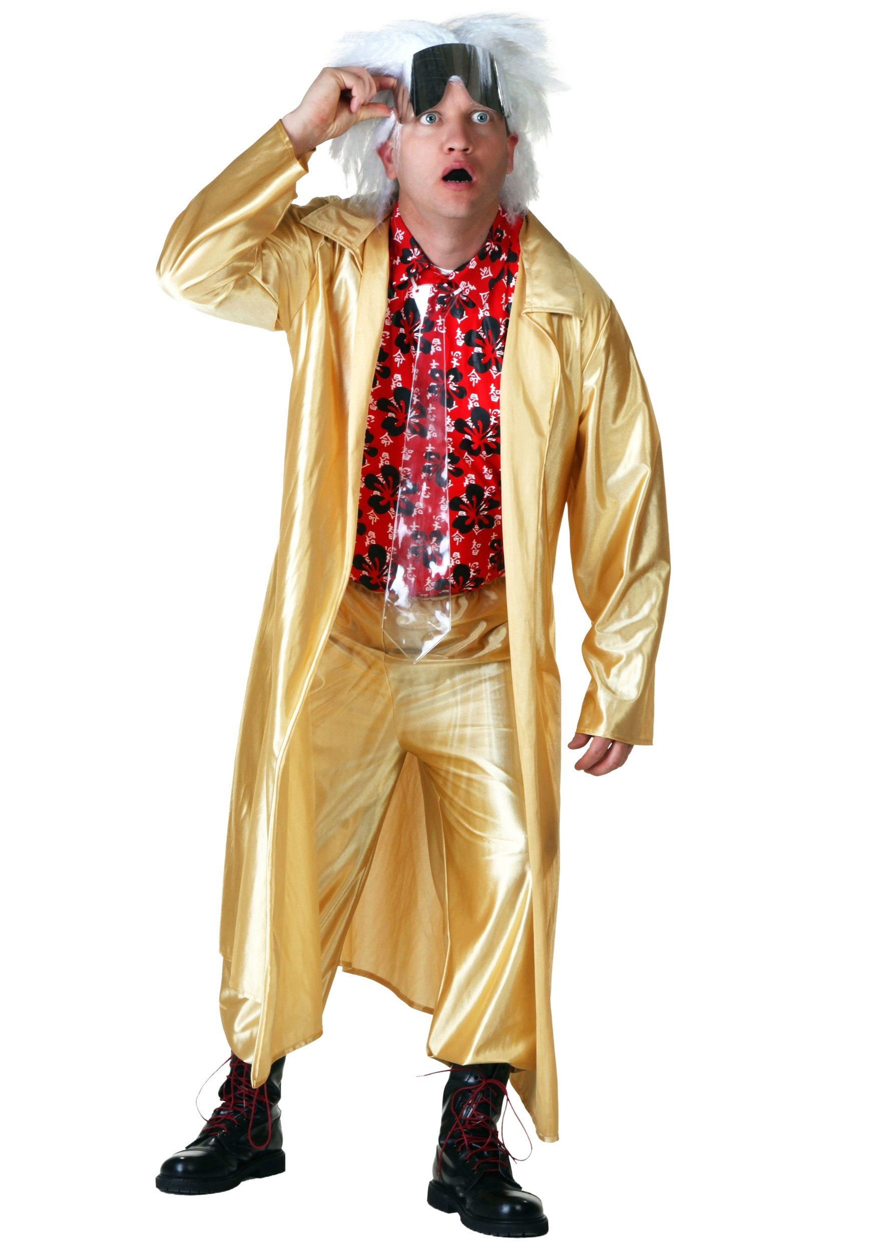 Future Doc Brown Costume