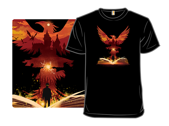 The 5th Book Of Magic T Shirt