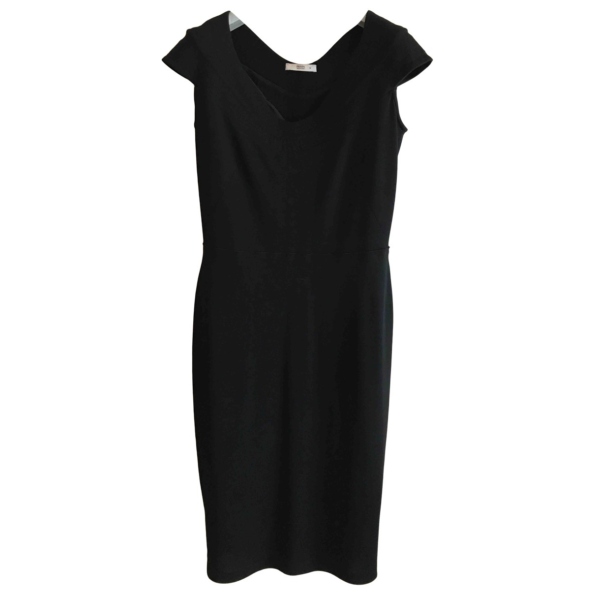 Prada \N Black dress for Women M International