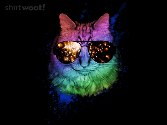The Time Is Meow T Shirt