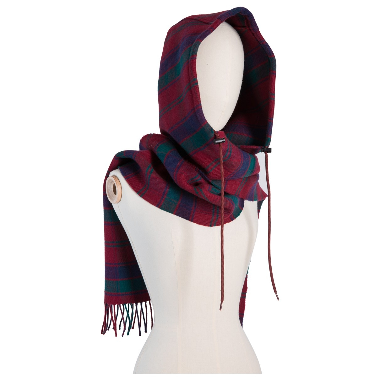 Balenciaga \N Blue Wool scarf for Women \N