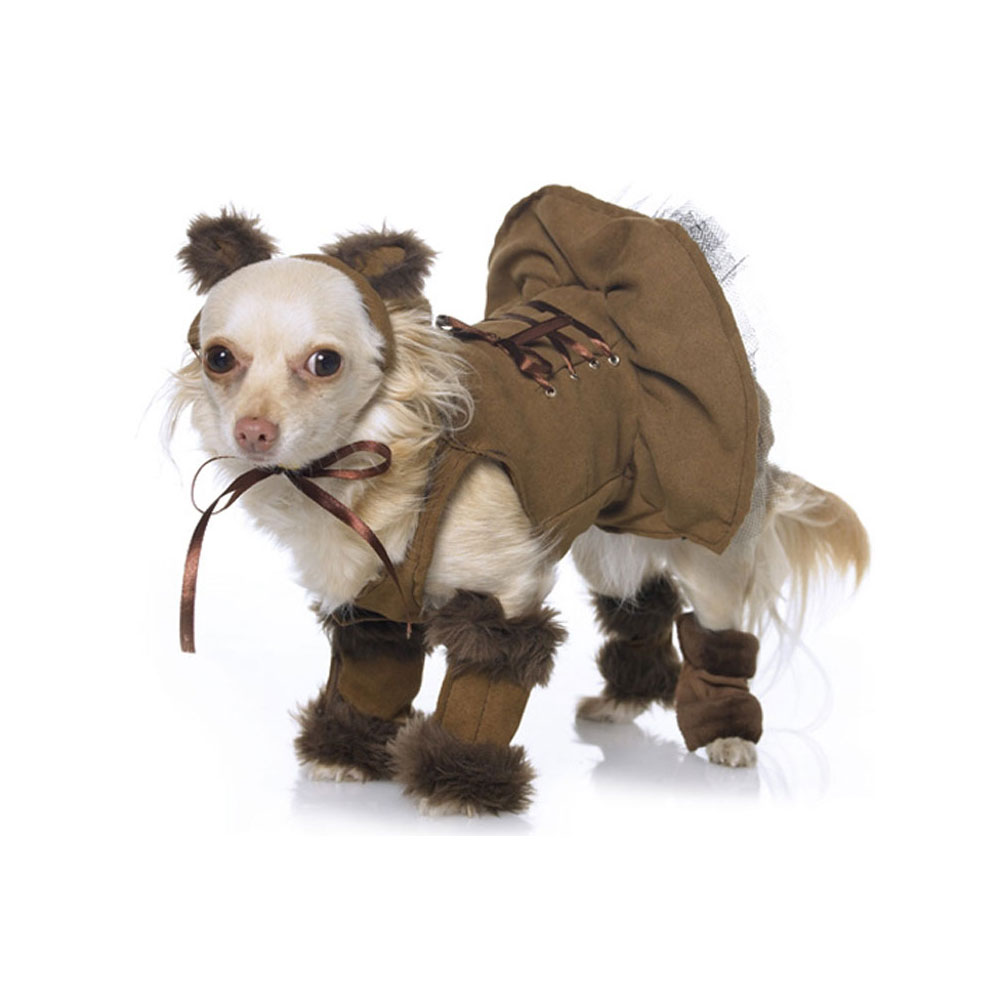Leg Avenue 3 PC. Cuddly Lion Pup Costume - Small