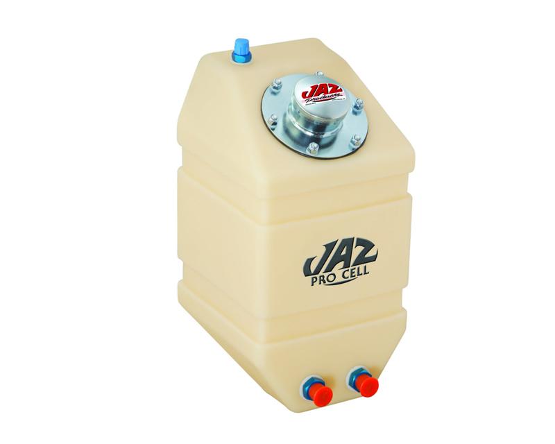 JAZ 250-303-NF5 3-Gallon Natural Drag Vertical Fuel Cell 14