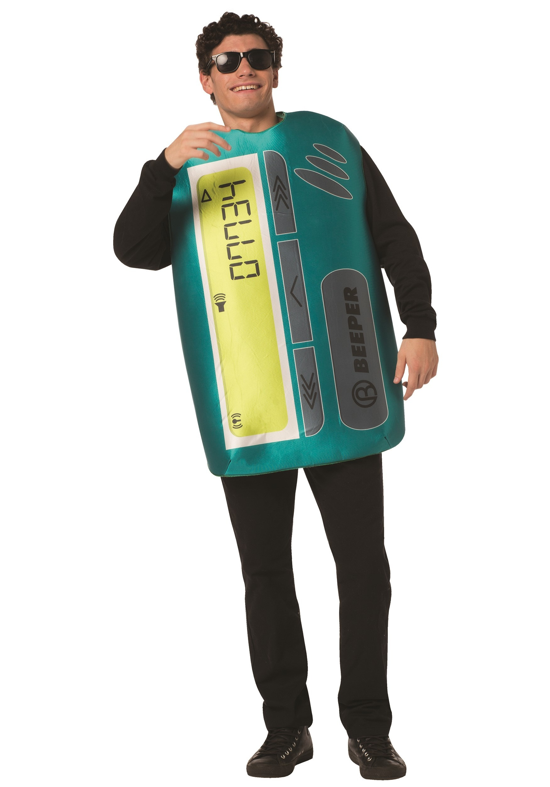 Beeper Adult Costume