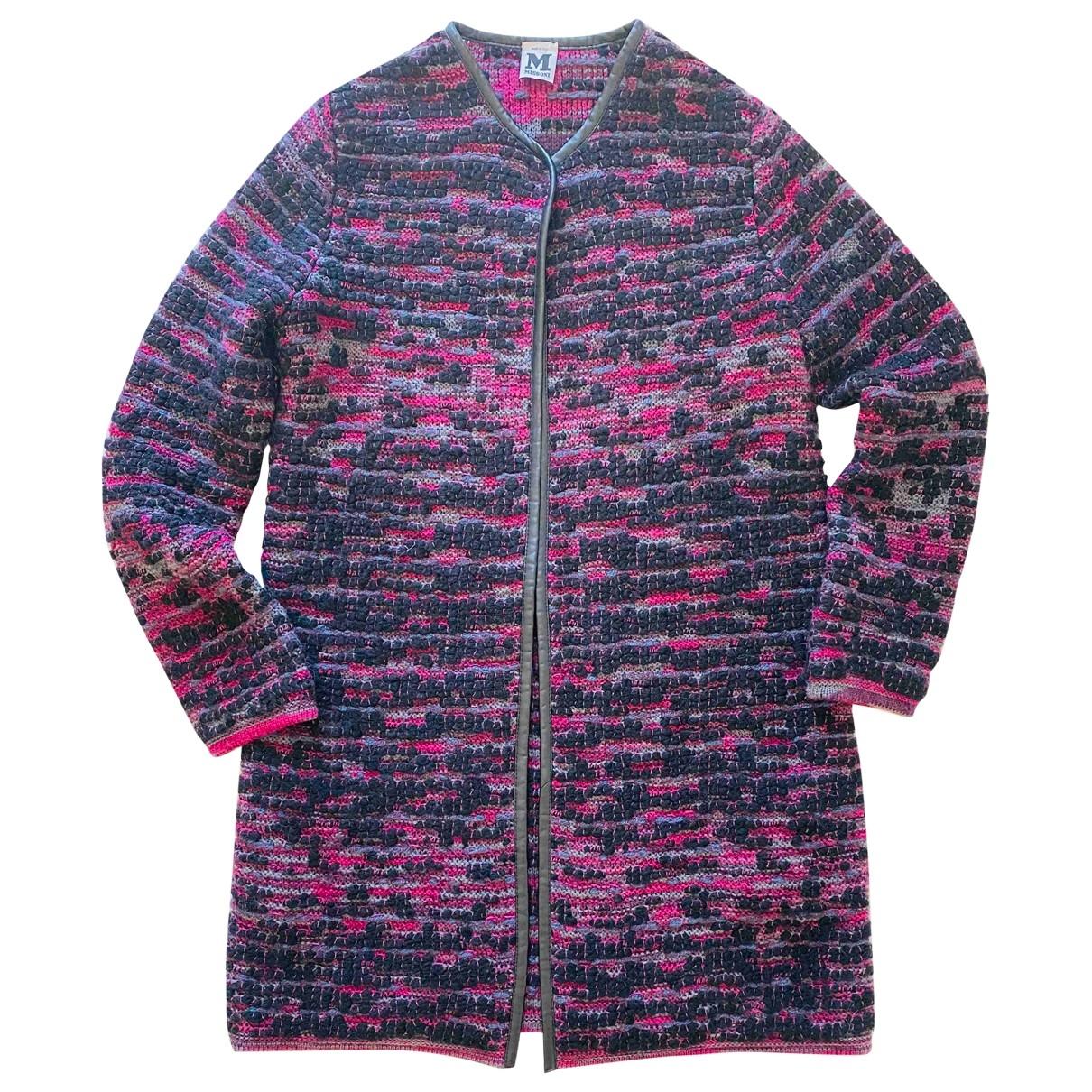 M Missoni \N Purple Wool Knitwear for Women 40 IT