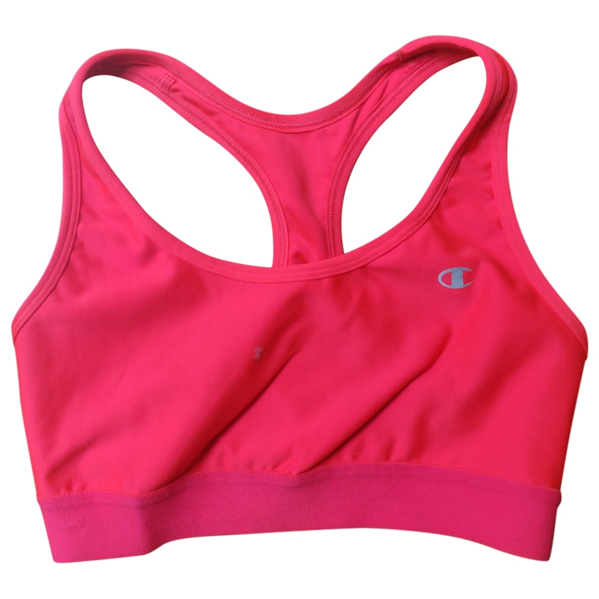 Champion \N Pink Cotton  top for Women M International