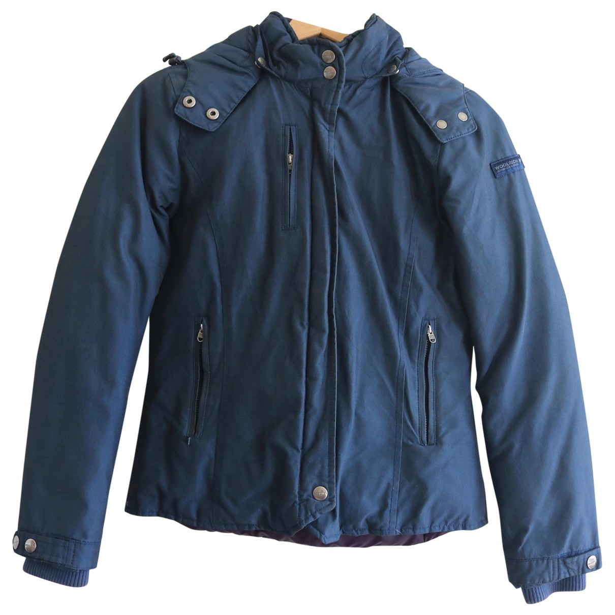 Woolrich \N Blue jacket & coat for Kids 12 years - XS UK
