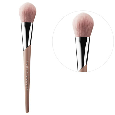 FENTY BEAUTY BY RIHANNA Sculpting Bronzer Brush 195, One Size , No Color Family