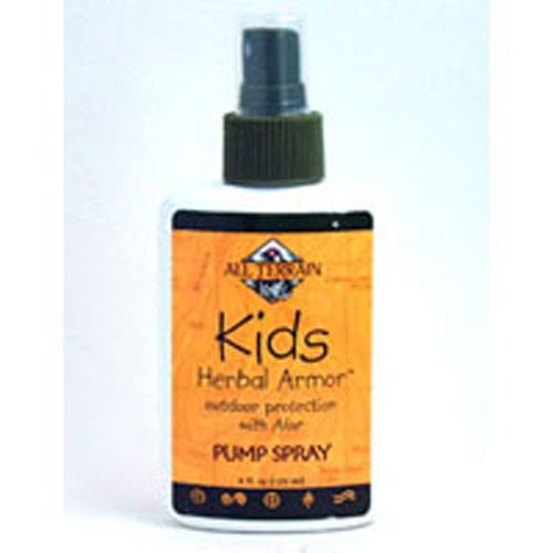 Herbal Armor Kids Spray 4 oz by All Terrain