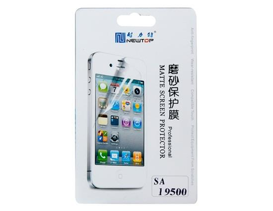 NEWTOP Matte Screen Protector for Samsung Galaxy S4/ I9500 - Transparent