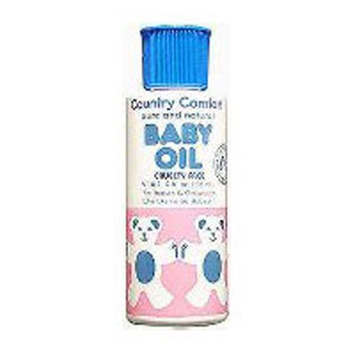 Baby Oil 4 Oz by Country Comfort